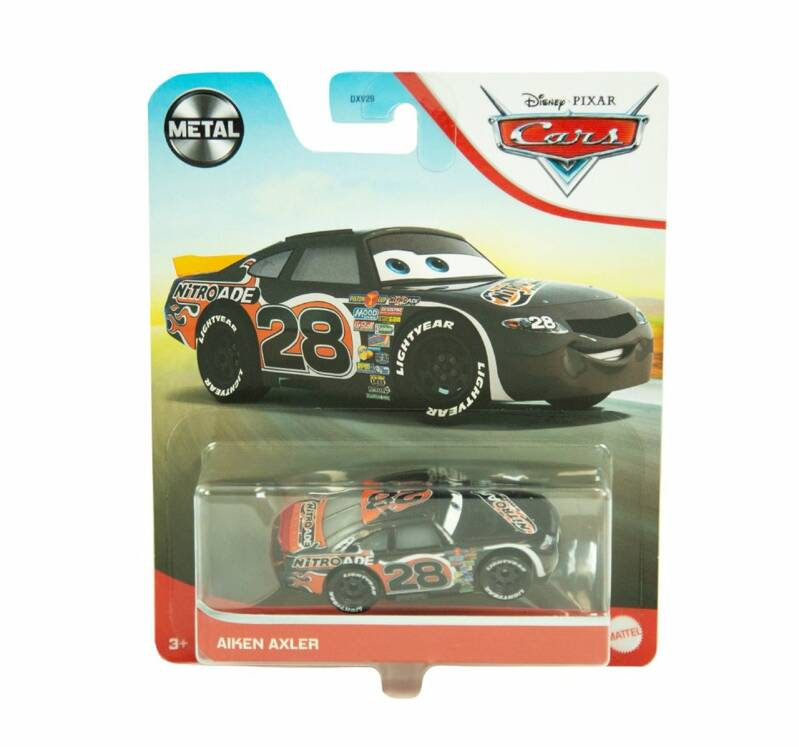 Disney Pixar Cars Die-Cast Aiken Axler