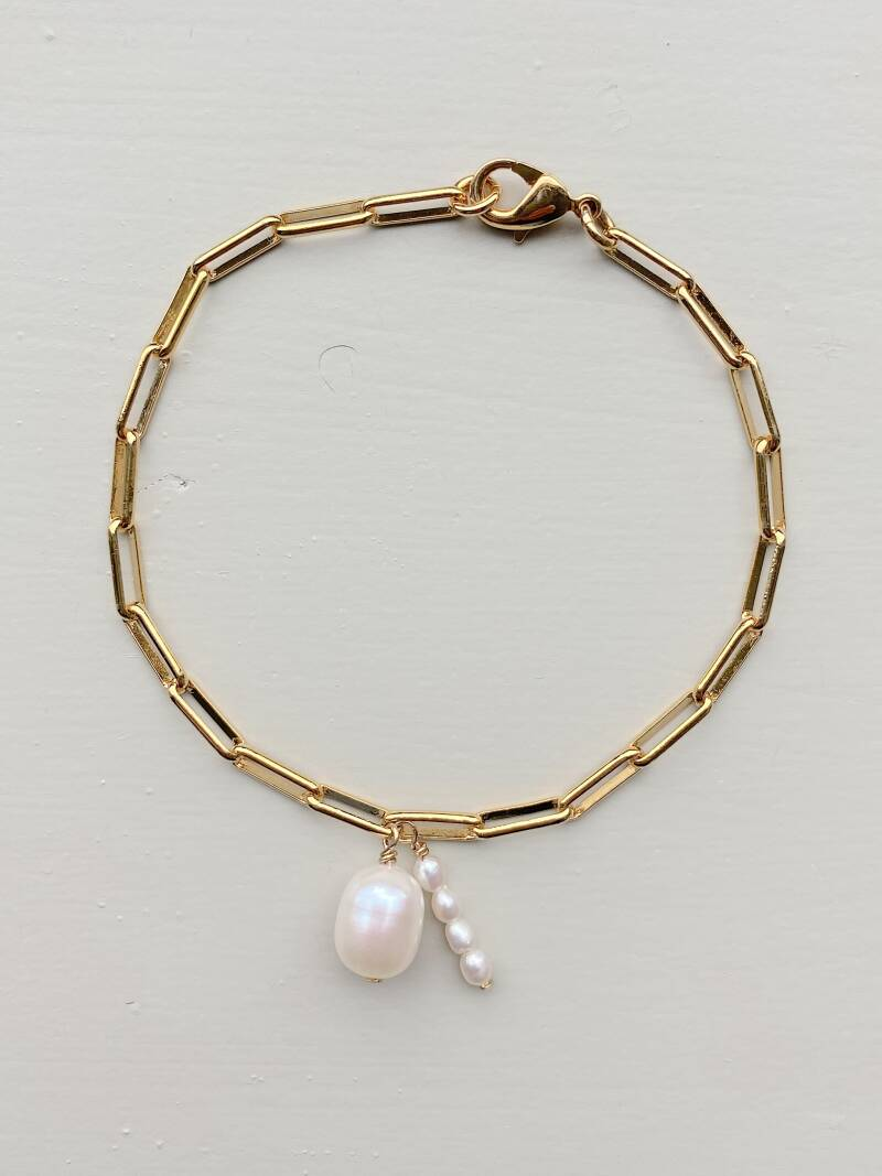 Link Chain Pearl