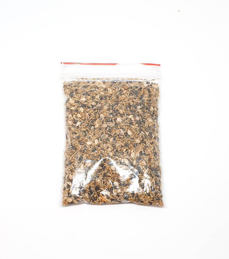 Seed mix small for small colonies 10 gr