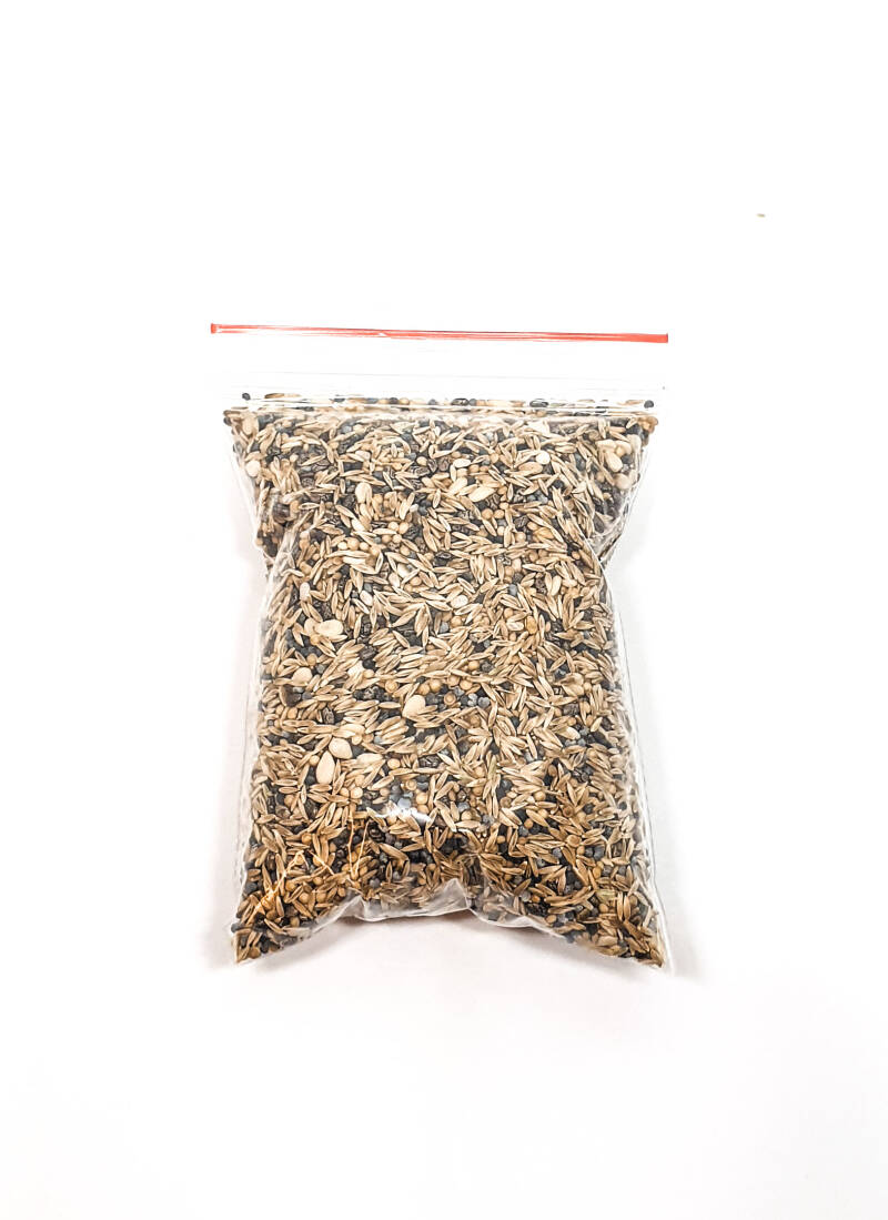 Seed mix small for small colonies 20 gr
