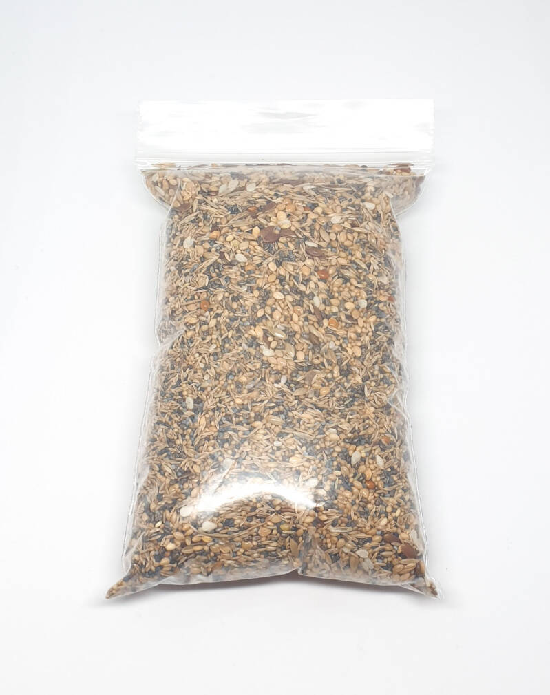 Seed mix large for large colonies
