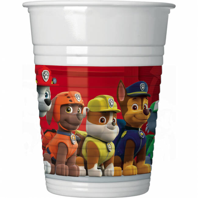 Paw Patrol Ready for action bekers