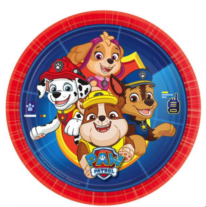 Paw Patrol Junior borden