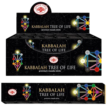 Green Tree Kabbalah Stokjes