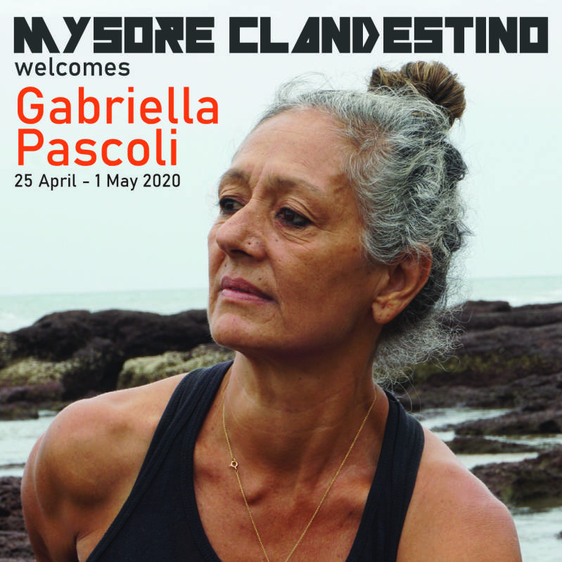 Guest Program April 2020 with Gabriella Pascoli