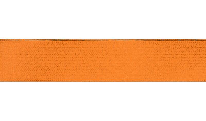 Elastiek Band 30 mm Neon Orange