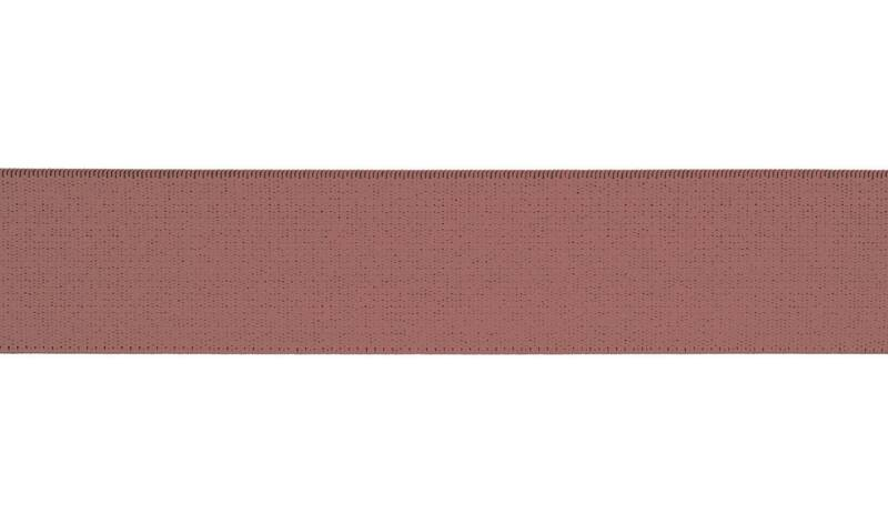 Elastiek Band 30 mm Oud Roze