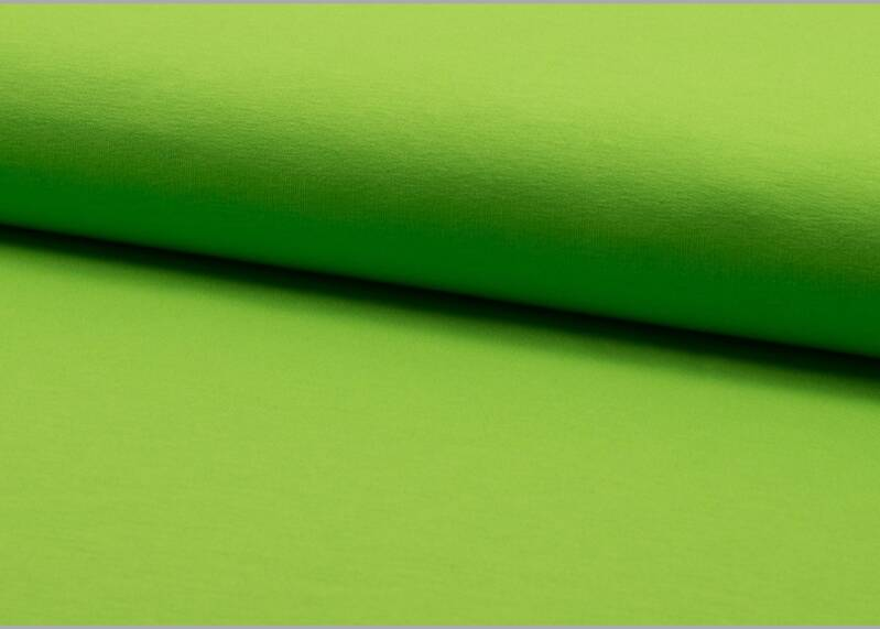 French Terry (tricot) Lime