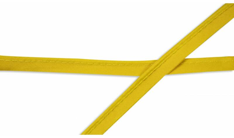 Paspelband (piping cord) Yellow