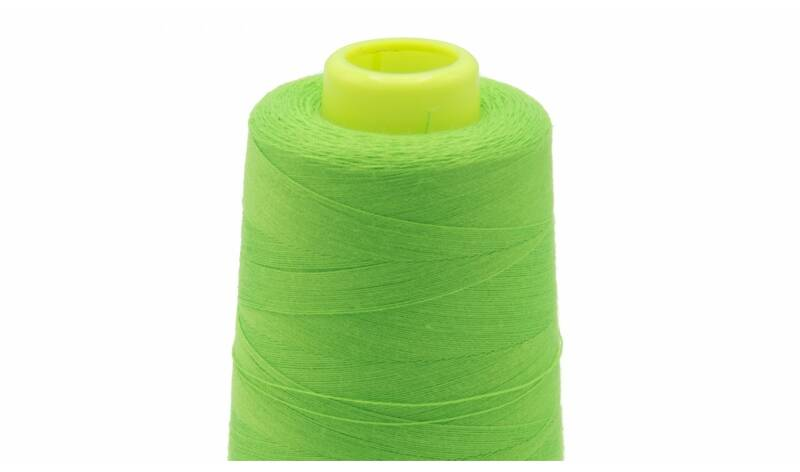 Lockgaren 3000 Yards Neon Green