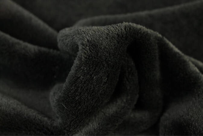 Wellness Fleece Zwart