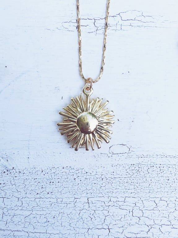 Boho Breath - ketting Sonne