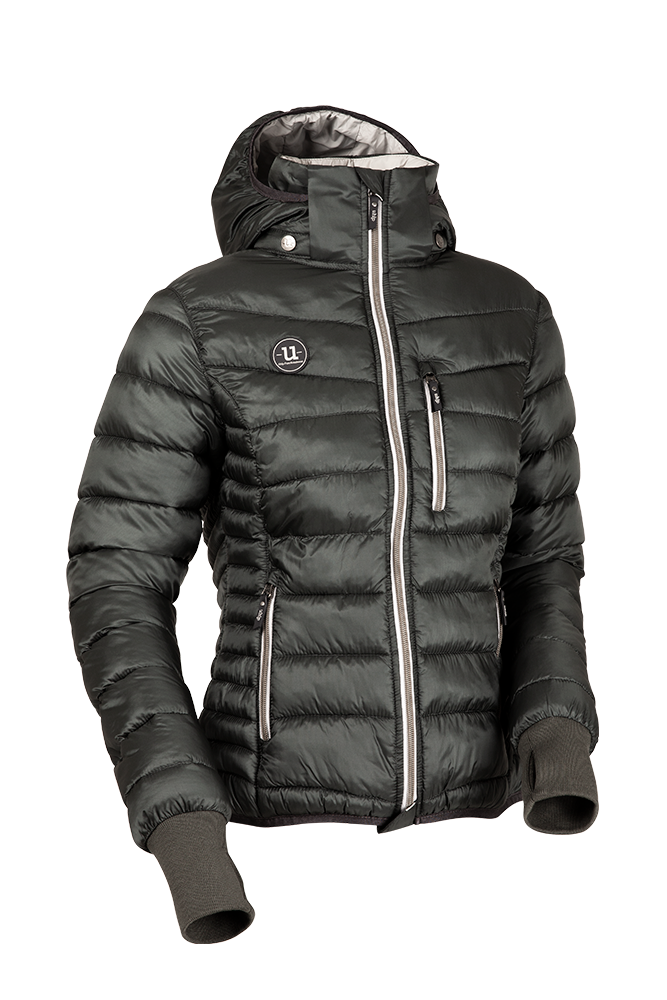 UHIP Mid Layer Jacket - Chick Green