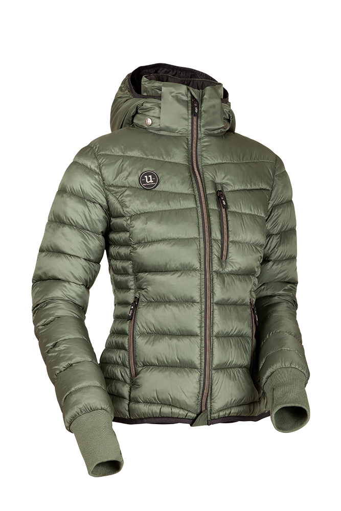 UHIP Mid Layer Jacket - Lily Green