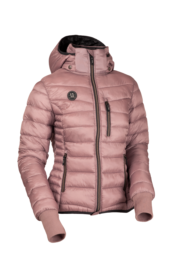 UHIP Mid Layer Jacket - Lilac