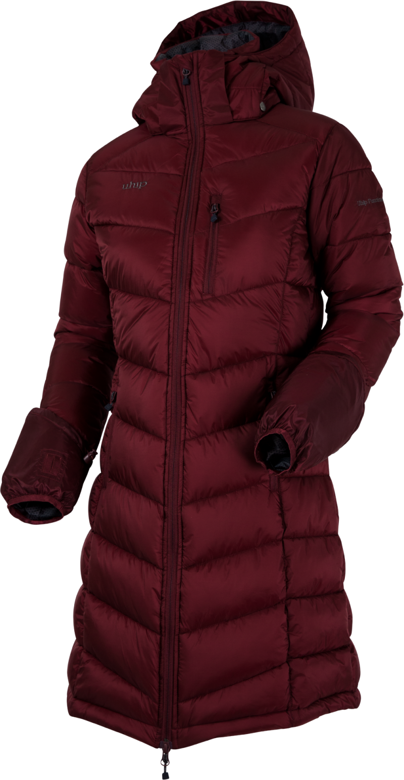 UHIP Nordic Parka - Red