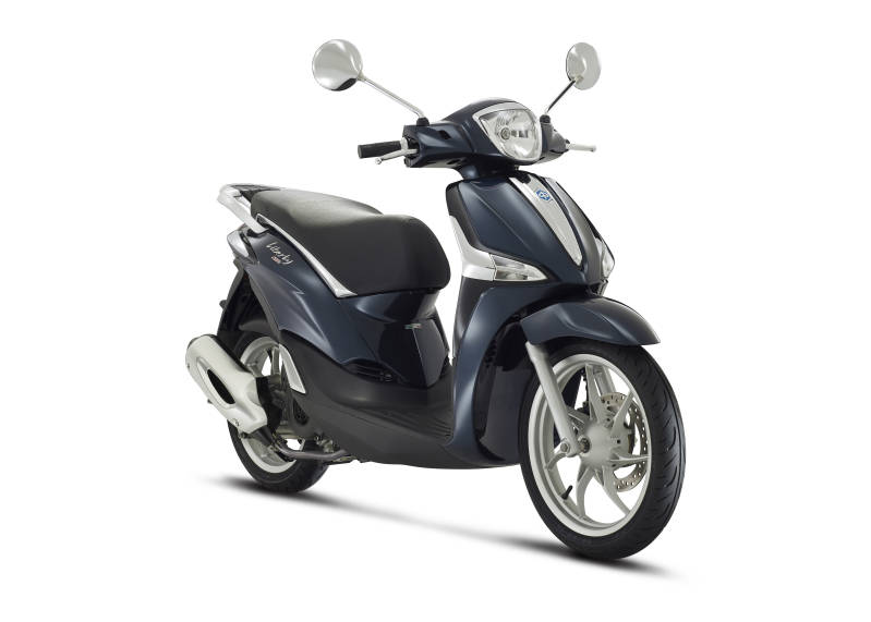 Piaggio New Liberty 4T - Blue Midnight 222/A