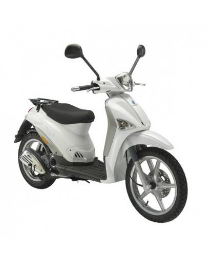 Piaggio Liberty Delivery 4T - Bianco (Wit)