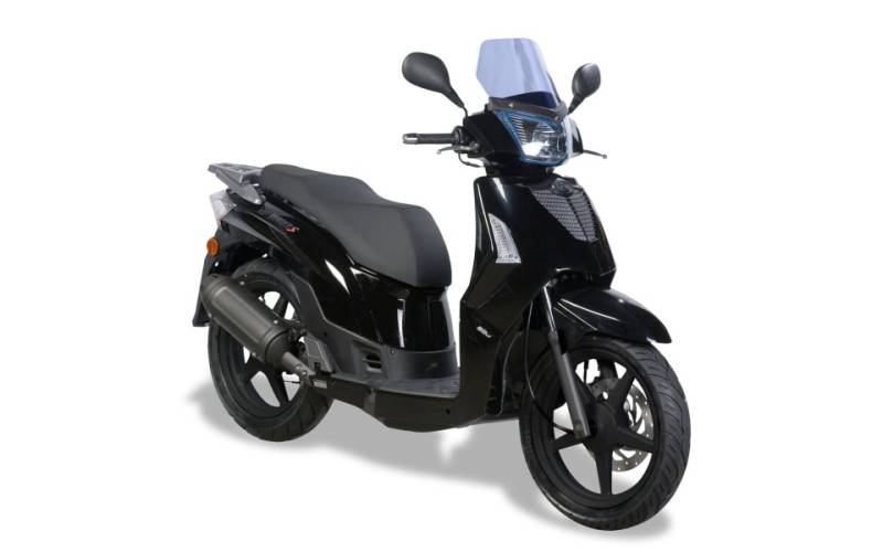 Kymco People S Elegance SNOR 4T - Black diamond