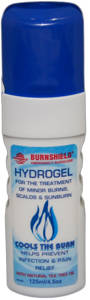 Hydrogel Burnshield spray 125ml