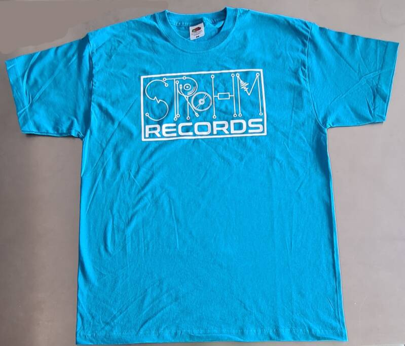 T-shirt Strohm Records