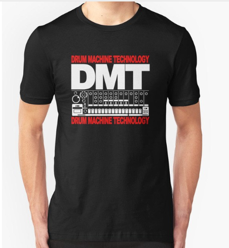 T-Shirt Drum Machine Technology