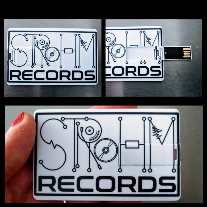USB stick Strohm Records