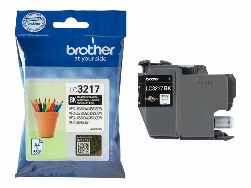 Brother LC3217 Noir