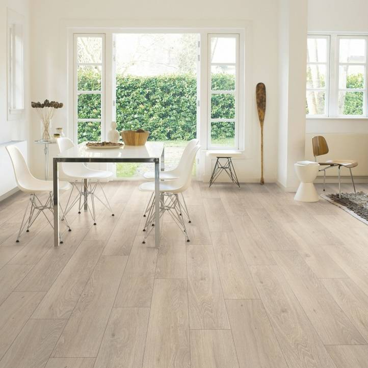 Quick Step Classic Moonlight eik licht