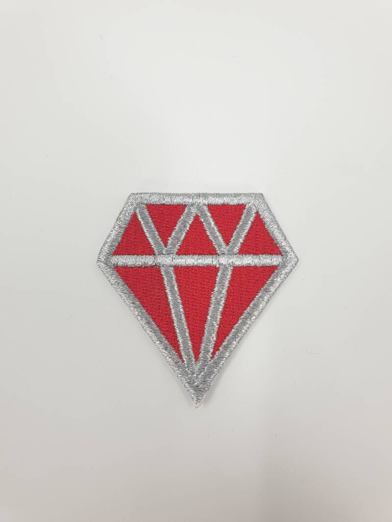 patch rouge