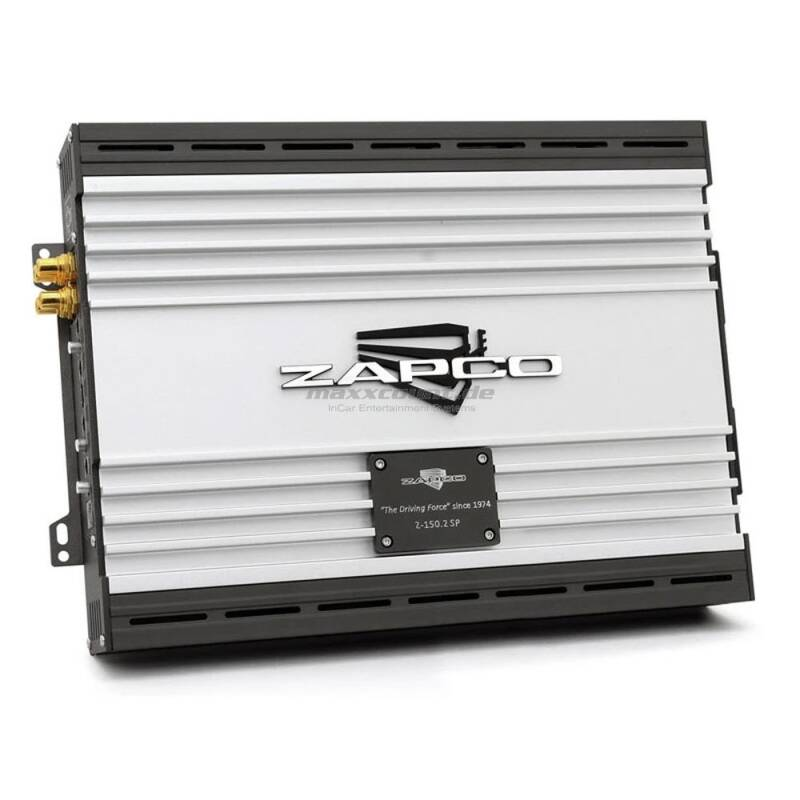ZAPCO Z-150.2 SP 330W 2-Kanal Class A/B Super Power Verstärker