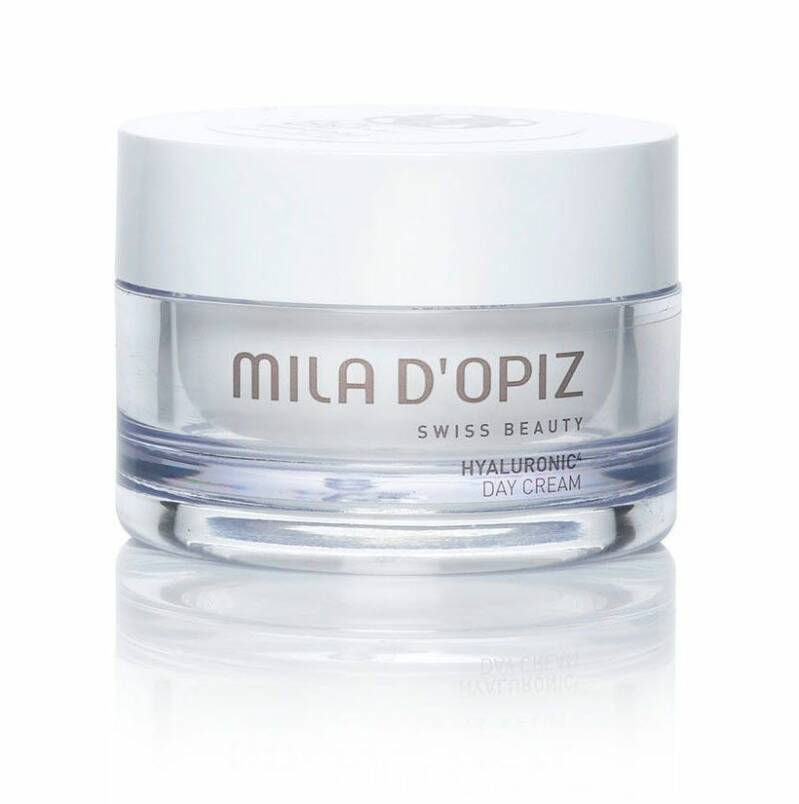 Mila Hyaluronic4 Day Cream 50 ml.