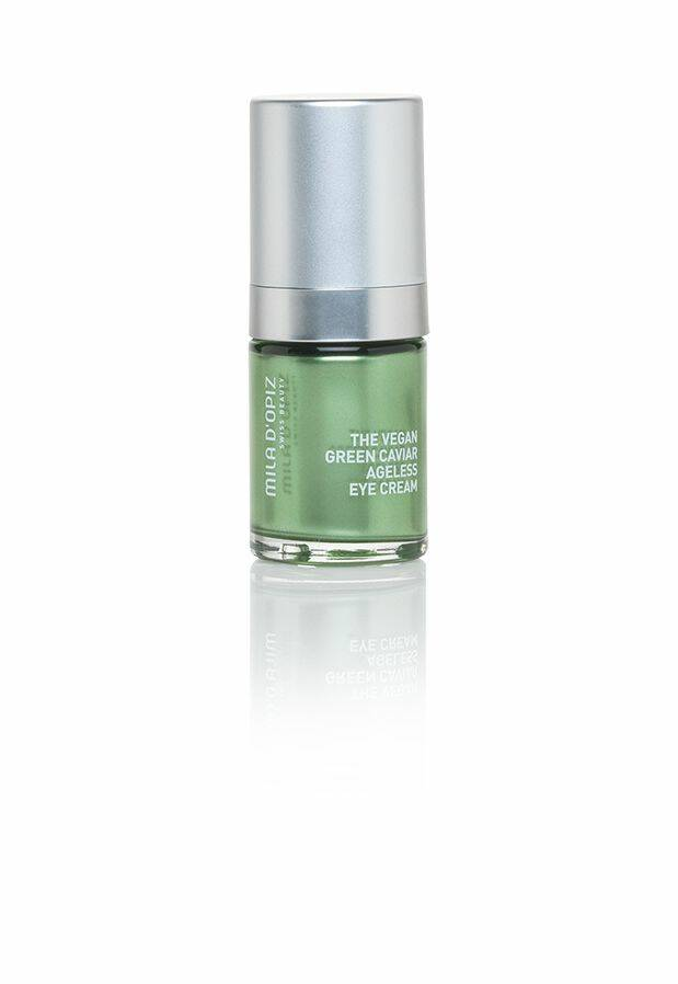 The Vegan Green Caviar Ageless Eye Cream 15 ml.