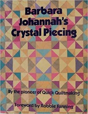 Boek Barbara Johannah's Crystal Piecing
