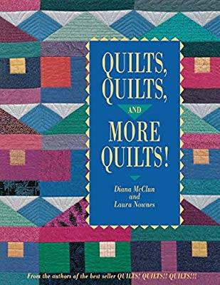 Boek Quilts, quilts and more quilts!