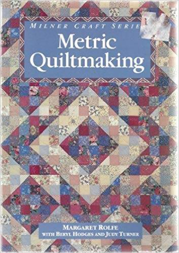 Boek Metric Quiltmaking