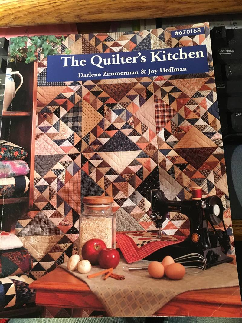 Boek The Quilter's Kitchen