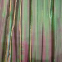 B11 - batikstof stripe green