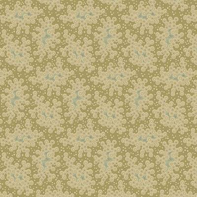 """Q39 - stof lace brown serie """"Maling Road"""" - Di Ford -Hall"""