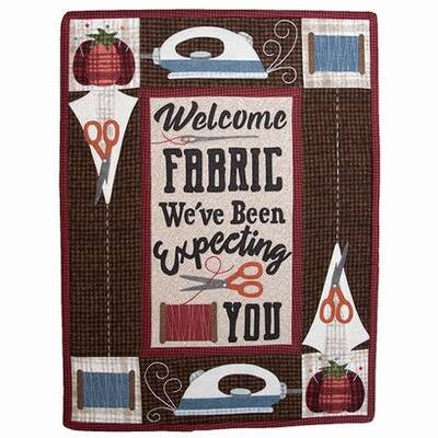 "Pakket ""Welcome Fabric""."