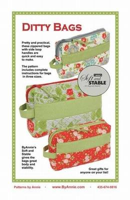 Patroon Ditty Bags byAnnie