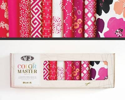 Colormaster Pomegranate tart edition - AGF Laatste Box!