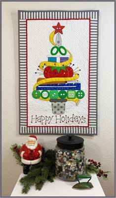 Patroon  Holiday Sewing Tree by Amy Bradley