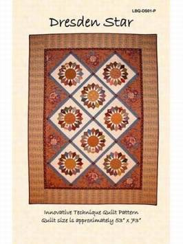 Patroon Dresden, Edyta Sitar of Laundry Basket Quilts