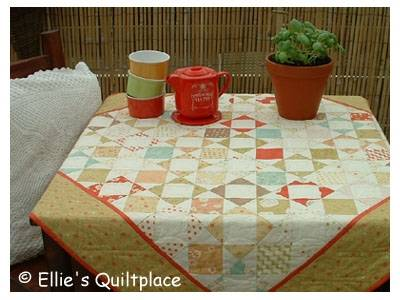 Patroon Charming van Ellie's Quiltplace