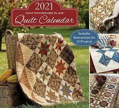 Kalender 2021 That's Patchwork Place