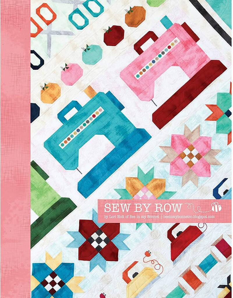 Patroon/boek  Sew by Row by Lori Holt