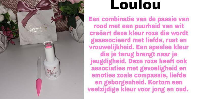 Loulou color gel
