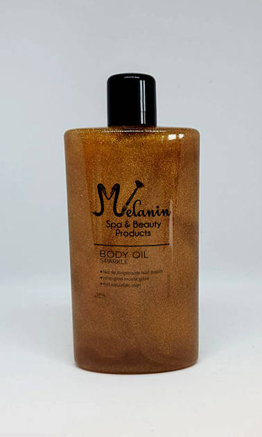 Body Oil sparkle
