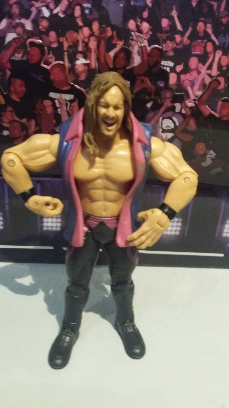 Jakks Chris Jericho